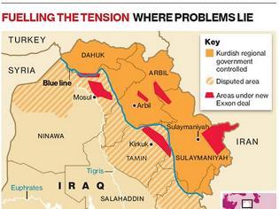 Φωτογραφία για Ιράκ: Κίνηση των ΗΠΑ προς ανεξάρτητο Κουρδιστάν;