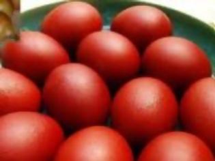 Φωτογραφία για Γιατί βάφουμε κόκκινα αβγά το Πάσχα;
