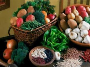 Φωτογραφία για Ασπίδα για τον καρκίνο η μεσογειακή διατροφή