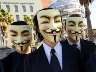 Φωτογραφία για Οι Anonymous χτύπησαν το FBI