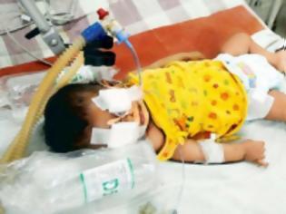 Φωτογραφία για Σκότωσε το 3 μηνών μωράκι του επειδή ήταν κορίτσι!