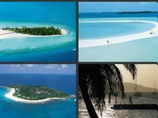 Φωτογραφία για ΔΕΙΤΕ: Τα δέκα πιο ακριβά ενοικιαζόμενα νησιά!!!