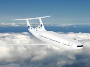 Φωτογραφία για Double Bubble - Το Αεροπλάνο Του Μέλλοντος