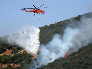 Φωτογραφία για Τις φωτιές στην Ελλάδα θα τις σβήνουν τουρκικά ελικόπτερα;