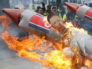 Φωτογραφία για Διεθνής καταδίκη για την εκτόξευση του πυραύλου στη Β. Κορέα