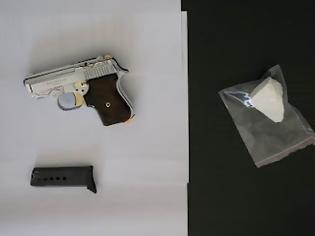 Φωτογραφία για Συνελήφθη 30χρονος ημεδαπός με 27 γρ. κοκαΐνη και ένα πιστόλι zastava