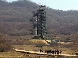 Φωτογραφία για Εξερράγη στον αέρα ο πύραυλος της Βόρειας Κορέας
