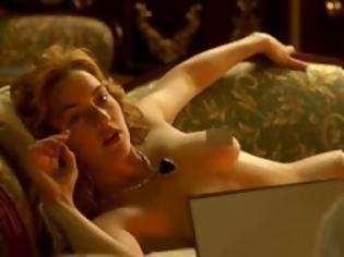Φωτογραφία για Έκοψαν τη γυμνή σκηνή της Kate Winslet από τον Τιτανικό!