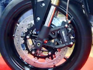 Φωτογραφία για Σε τι διαφέρουν τα φρένα των MotoGP από της F1