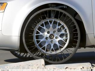 Φωτογραφία για Απίστευτα διάφανα ελαστικά από την Michelin! Η επόμενη γενιά των ελαστικών...