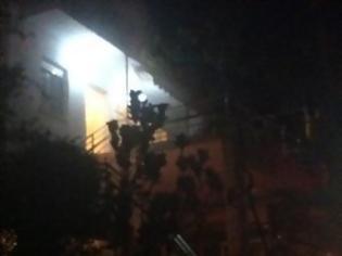 Φωτογραφία για Φωτιά σε σπίτι στα Χανιά