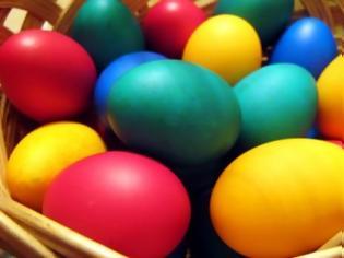 Φωτογραφία για Βαψτε τα αυγα σας