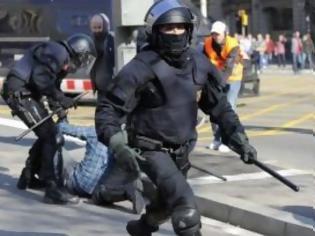 """Φωτογραφία για Ποινικό αδίκημα η """"παθητική αντίσταση"""" στην Ισπανία!"""