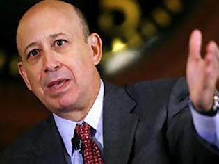 Φωτογραφία για 16,2 εκ. δολάρια η αμοιβή του διευθύνοντος συμβούλου της Goldman Sachs