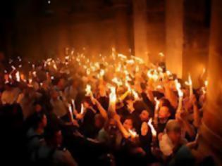 Φωτογραφία για Έρχεται το Άγιο Φως στην Ελλάδα