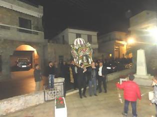 Φωτογραφία για Με κατάνυξη η περιφορά του Επιταφίου στα Πάκια Λακωνίας
