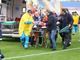 Φωτογραφία για Τραγωδία στην Ιταλία: Νεκρός ποδοσφαιριστής της Λιβόρνο  [ΒΙΝΤΕΟ]