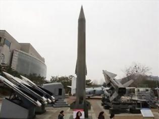 Φωτογραφία για Νέο μεγάλο πύραυλο κατασκεύασε η Β.Κορέα