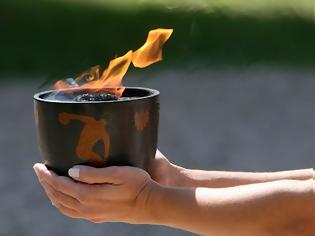 Φωτογραφία για Οι ανεξάρτητοι Έλληνες δεν εκχωρούν την Ολυμπιακή Φλόγα