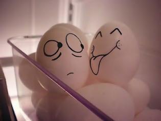 Φωτογραφία για Πασχαλινά αβγά με… χιούμορ! [photos]