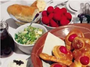 Φωτογραφία για Το πασχαλινό τραπέζι θέλει «ρέγουλα»