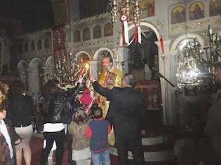 Φωτογραφία για Ανάσταση στον Ιερό Ναό του Αγιου Δημητρίου Πακίων Λακωνίας