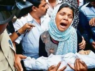 Φωτογραφία για Ινδία: Σκότωσε το παιδί του επειδή ήταν κορίτσι