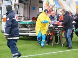 Φωτογραφία για VIDEO: Πέθανε από ανακοπή ο παίκτης της Πεσκάρα Μοροζίνι την ώρα του αγώνα