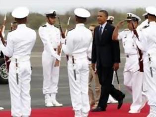Φωτογραφία για Kαι 5 στρατιωτικοί της ακολουθίας Obama ύποπτοι για το ροζ πάρτυ