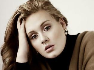 Φωτογραφία για Στην κορυφή και πάλι η Adele