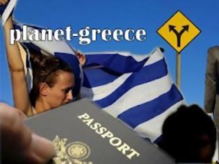 Φωτογραφία για Ασυγκράτητο ρεύμα φυγής στην Ε.Ε. για εξεύρεση εργασίας