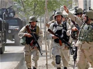 Φωτογραφία για Σε κόλαση μετέτρεψαν τη Καμπούλ οι Ταλιμπάν.Εκαναν επίθεση και στο Ελληνικό στρατόπεδο.
