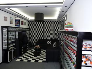 Φωτογραφία για Το απόλυτο δωμάτιο ενός οπαδού της Formula 1