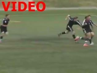 Φωτογραφία για VIDEO: Απίστευτο γκολ!!!