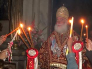 Φωτογραφία για Το Άγιο Πάσχα στο Πατριαρχείο Αλεξανδρείας