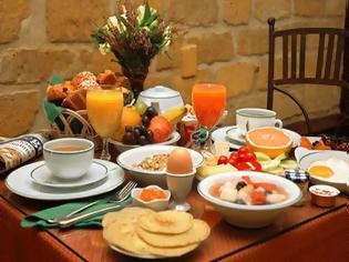 Φωτογραφία για Σημαντικό για την υγεία το πρωινό