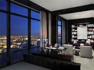 Φωτογραφία για Πώς είναι να θαυμάζεις τη Νέα Υόρκη από τον 77ο όροφο (pics)