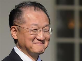 Φωτογραφία για Ο Τζιμ Γιονγκ Κιμ νέος πρόεδρος της Παγκόσμιας Τράπεζας
