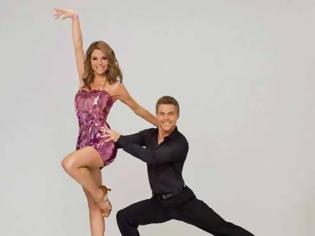 Φωτογραφία για Θα χορέψει ελληνικά στο αμερικανικό Dancing!