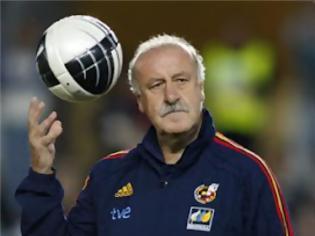 Φωτογραφία για Συνεχίζει και μετά το Euro 2012 στην εθνική Ισπανίας ο Ντελ Μπόσκε