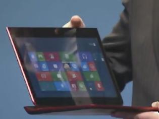 Φωτογραφία για Intel Letexo: υβρίδιο από Ultrabook και Tablet