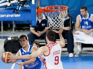 Φωτογραφία για Ευρωμπάσκετ τέλος, ήττα 92-88 από την Κροατία στη δεύτερη παράταση
