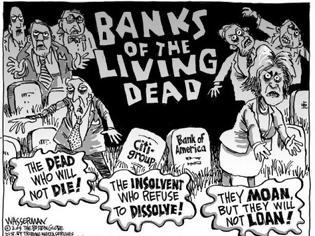 Φωτογραφία για FT: Έξι πικρές αλήθειες για τις τράπεζες