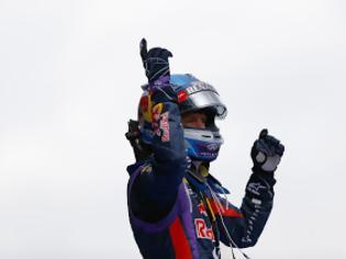 Φωτογραφία για F1 GP Βελγίου - RACE: Άπιαστος ο Vettel στο Spa