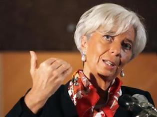 Φωτογραφία για Για «αξιέπαινη πρόοδο» στην Κύπρο μίλησε η Λαγκάρντ