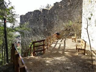 Φωτογραφία για Παραδόθηκε η περί του φρουρίου διαδρομή στα Τρίκαλα