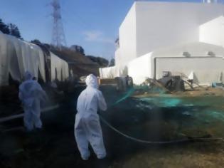 Φωτογραφία για Τόνοι μολυσμένου νερού από ραδιενέργεια στον Ειρηνικό