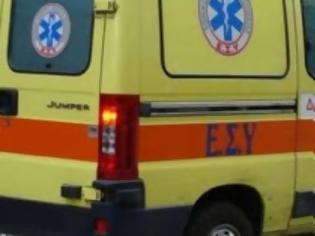 Φωτογραφία για Τραυματίστηκε 52χρονος με μοτοσυκλέτα στα Τρίκαλα