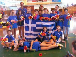 Φωτογραφία για Βαλκανικά Πρωταθλήματα