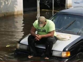 Φωτογραφία για Μεξικό: Αυξήθηκαν τα θύματα από τις φονικές καταιγίδες
